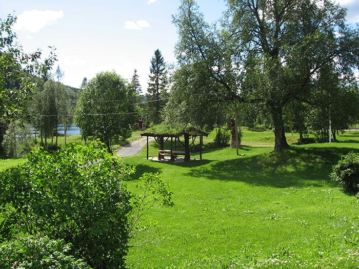 Vassenget Ovarnatting i Nordland