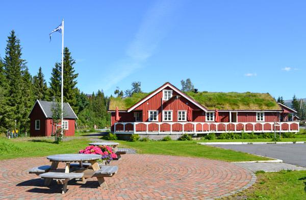 Persplassen restaurant